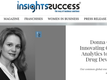 Donna Conroy named 2021 Top 10 Most Successful Women in Cloud Entrepreneurs
