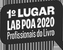 1º Lugar - LAB POA 2020 - Profissionais do Livro