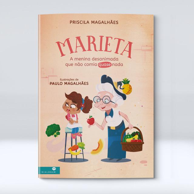 Marieta: a menina desanimada que não comia quase nada