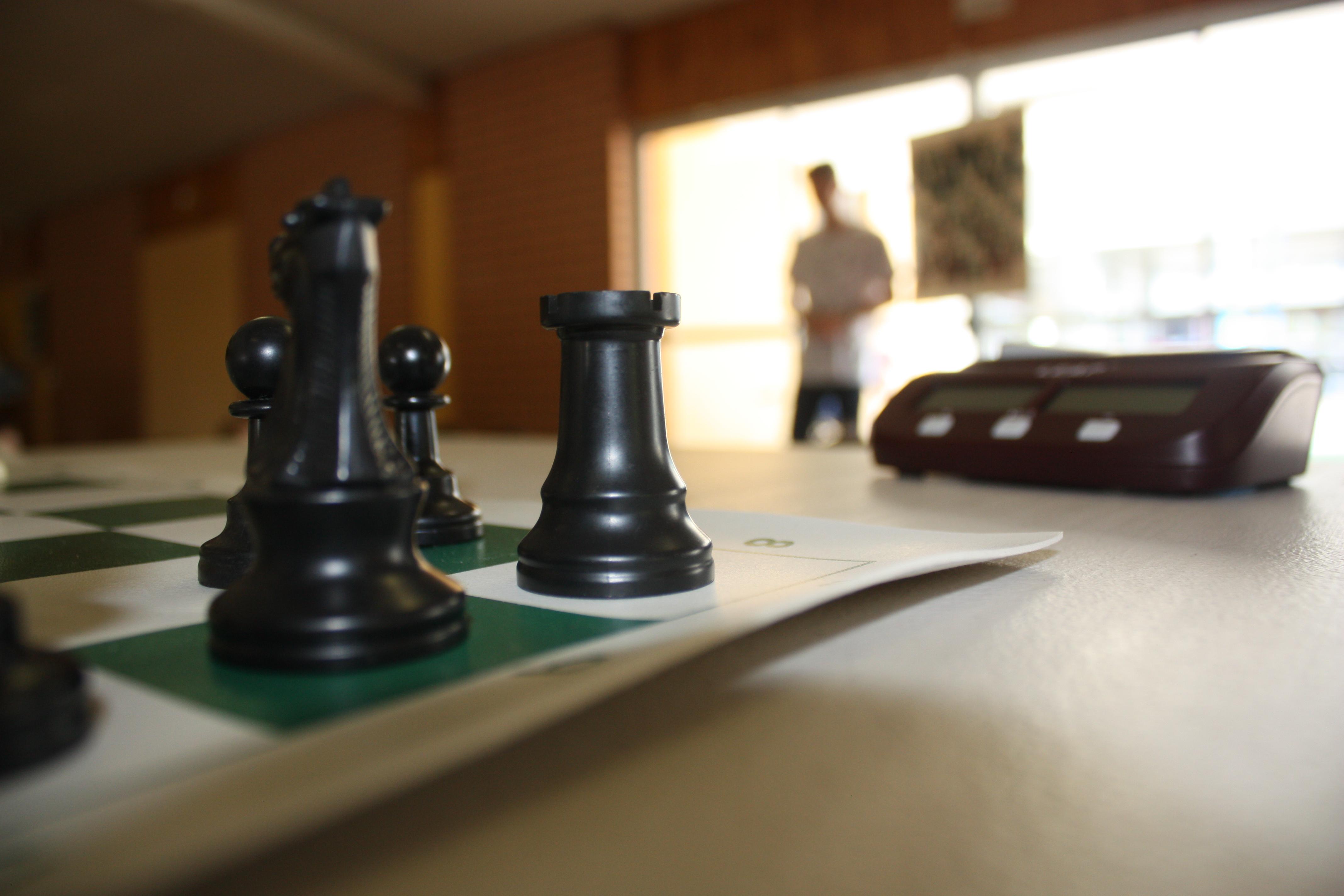 Xmas Chess Camp