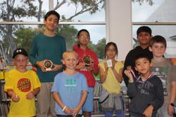 Chess People Championship Winners