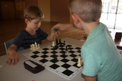 First time playing speed chess!