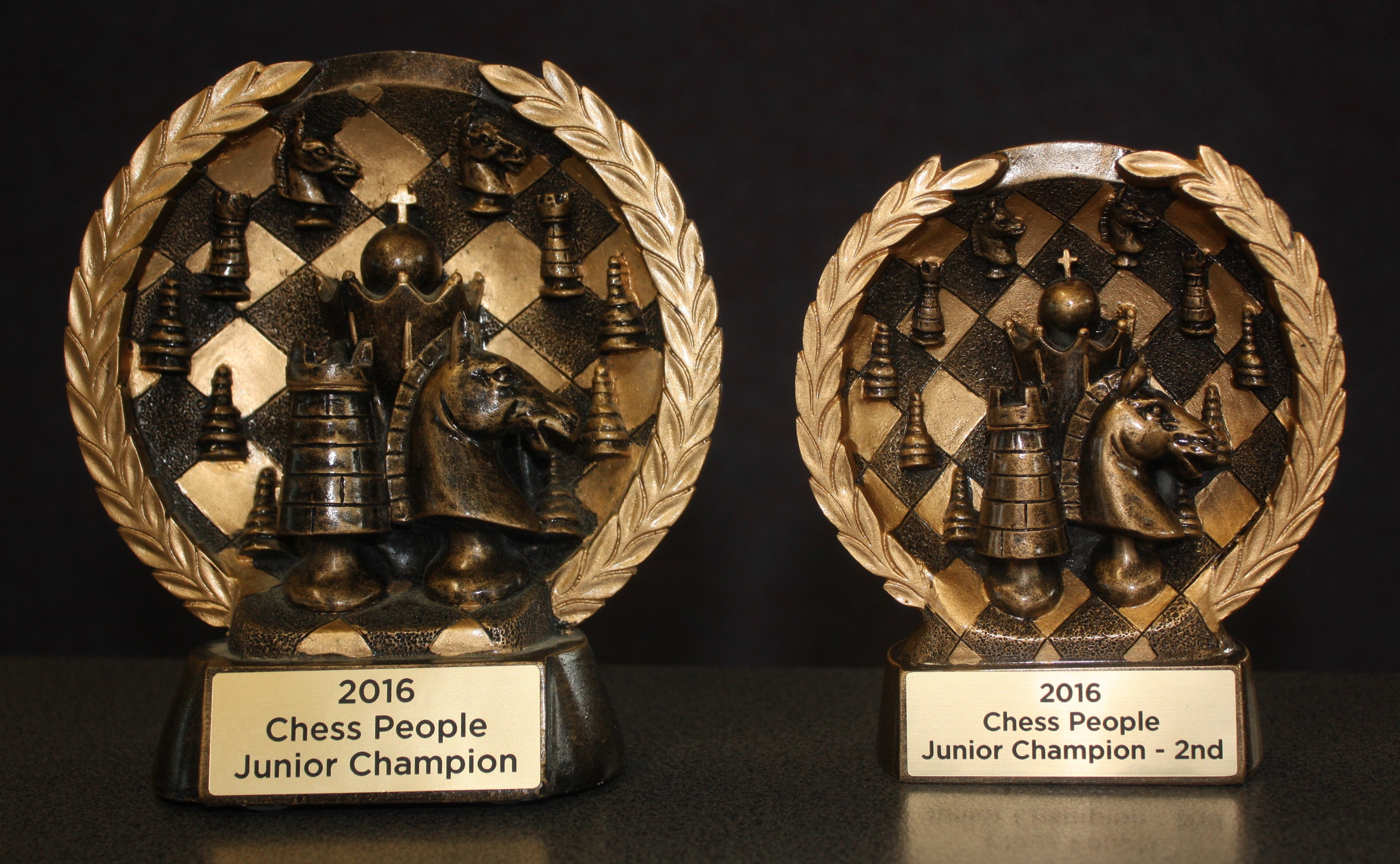 Chess People Trophies