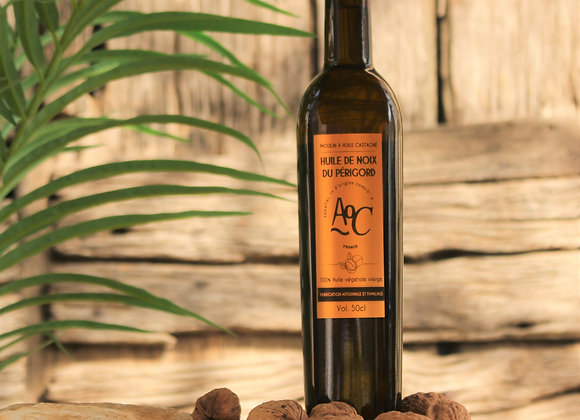 Huile de noix AOC du Périgord 50cl
