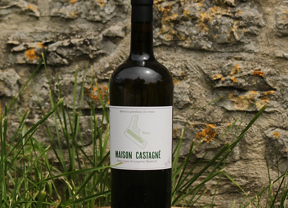 Vin Blanc Maison Castagné