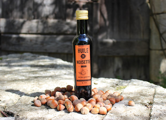 HAZELNUT OIL 25cl