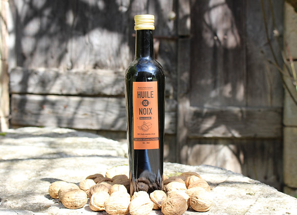 WALNUT AND HAZELNUT OIL  25cl