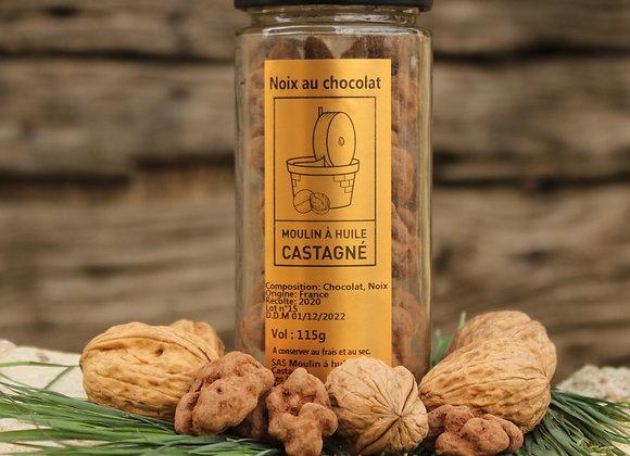 Noix chocolatées 115 g