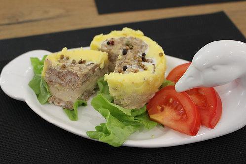 Terrine au foie gras 200g