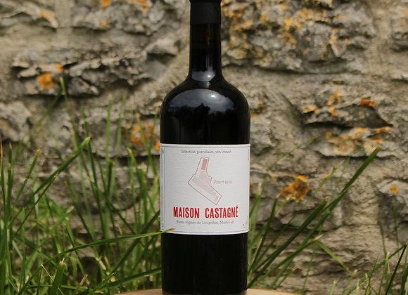 Vin Rouge Maison Castagné