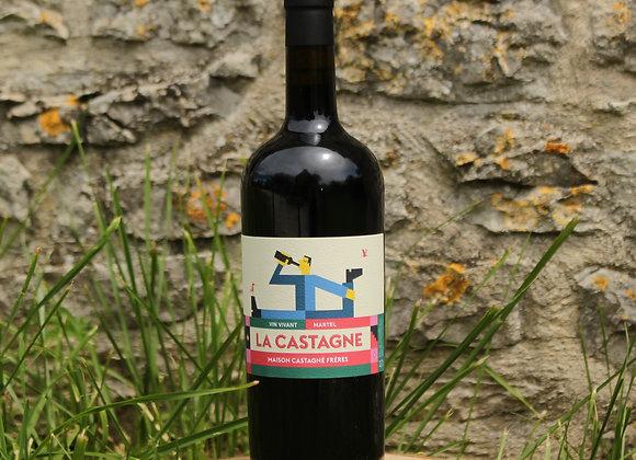 """Vin Rouge """"La Castagne"""""""