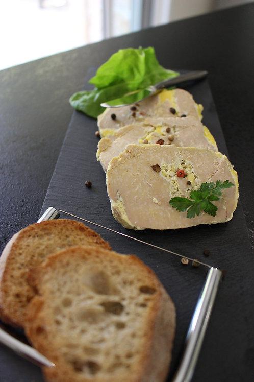 Foie gras mi-cuit 4/5 parts