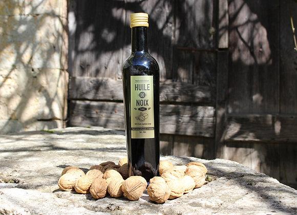 Huile de noix Fruitée 25cL
