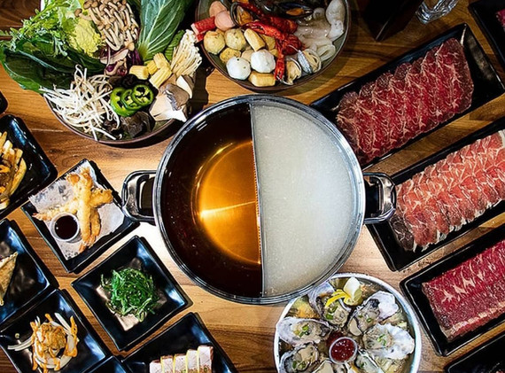 Come visit Nabe Hotpot!
