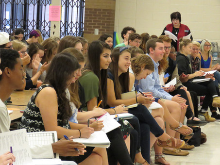 BHS hosts Georgia Thespians LeadCon