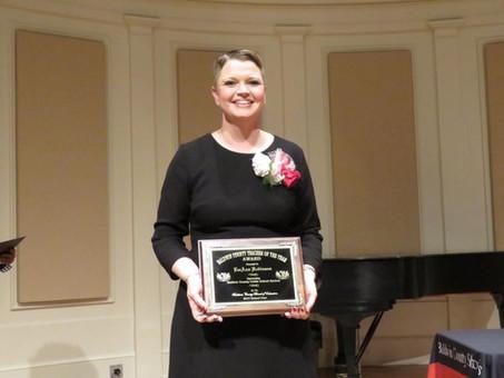 LeeAnn Robinson: Baldwin County School District Teacher of the Year