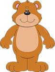 Blandy Hills Bear Logo
