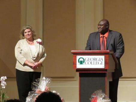 Pam Longino Selected as Baldwin High's Teacher of the Year