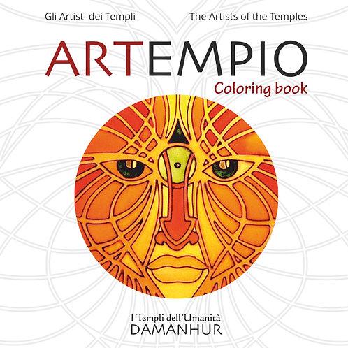 Artempio coloring book