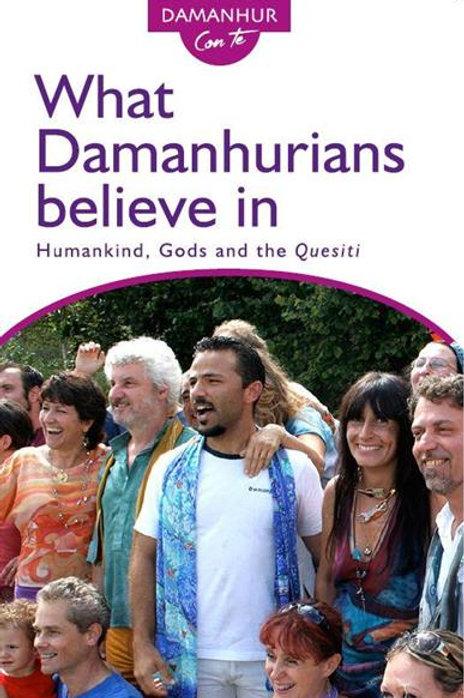 Con Te 4 - What Damanhurians believe in