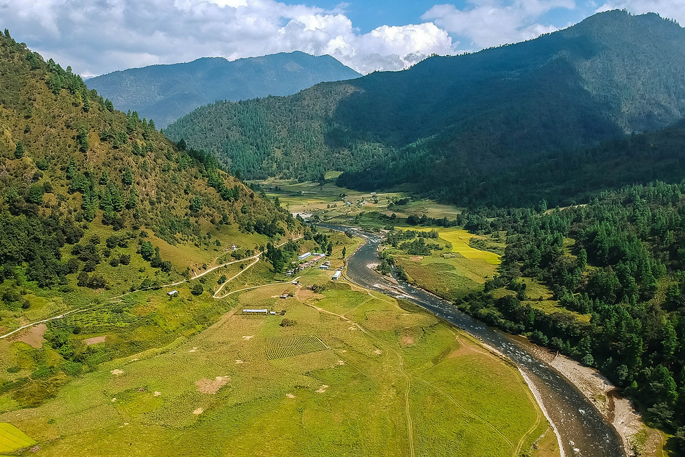 Secret little Sangti Valley In Northeast India