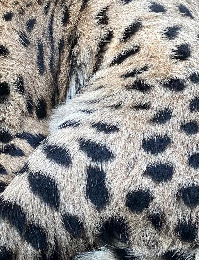 Serval Fur