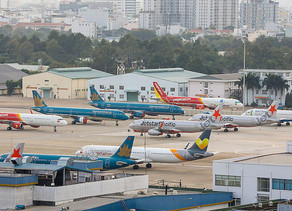 16 ngày không có ca nhiễm mới, các hãng hàng không tái khởi động đường bay quốc tế