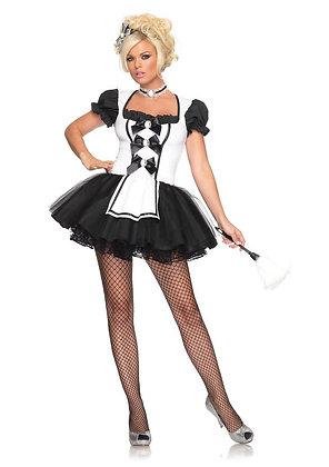 Halloween costume -French Maid