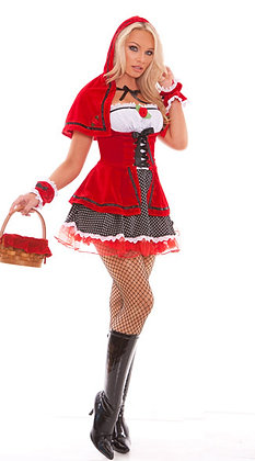 Halloween costume - Red Riding Hood
