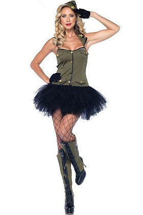 Halloween costume - Army