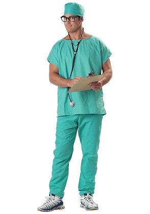 Scrubs/Surgeon costume
