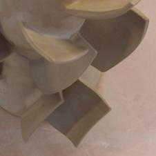 modelage sculpture grès