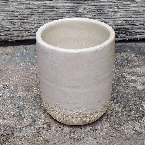Vaisselle minérale : Mug sablé café