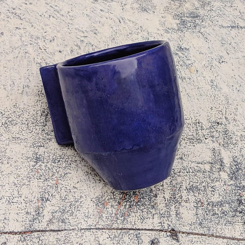 Vaisselle Blue : Tasse Origami