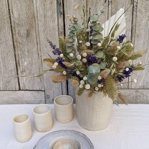 Les Fleurs : Bouquet Bleu et léger