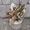 Thumbnail: Décoration minérale : Vase cannelé #3