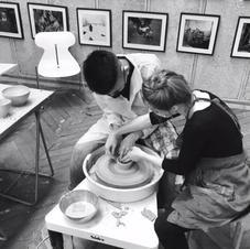 atelier tournage ceramique