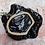 Thumbnail: Vaisselle Cosmos : Plat ondoyant #3