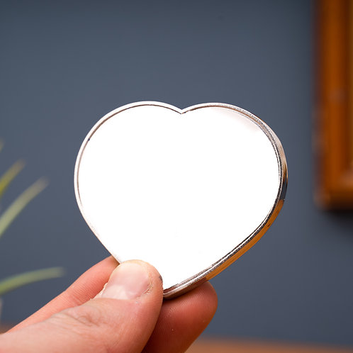 Love Heart Fridge Magnet