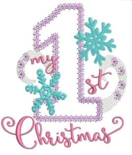 My 1st Christmas