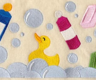 Rubber Ducky Bubbles