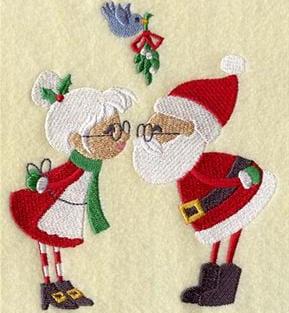 Mr Mrs Claus