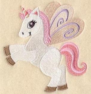 Unicorn - standing
