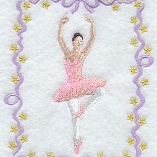 Ballerina Frame