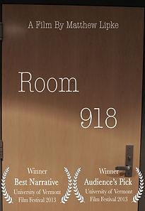 Room 918, Lipke Productions, Syracuse Film Production Company