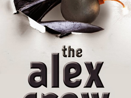 Book Review: The Alex Crow by Andrew Smith