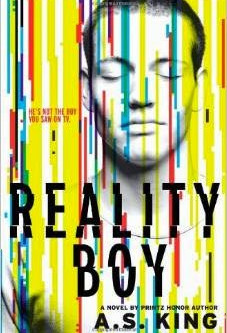Reality Boy:  My Favorite Book So Far This Year