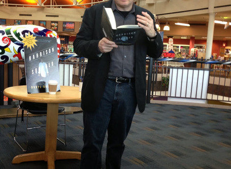 Daryl Gregory's Recent Book Signing