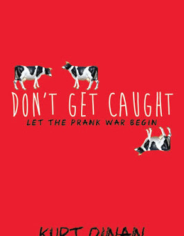 The DON'T GET CAUGHT Cover!