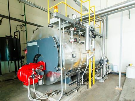 Bien cuidados, los generadores de vapor durarán mucho tiempo
